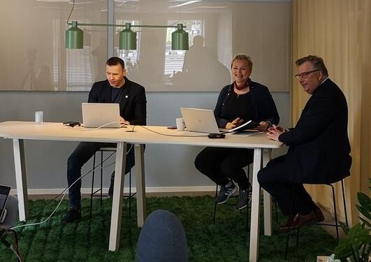 Webinar Førde