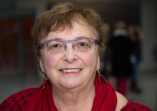 photo of Zena Werb