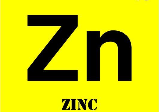 Symbol for Zinc