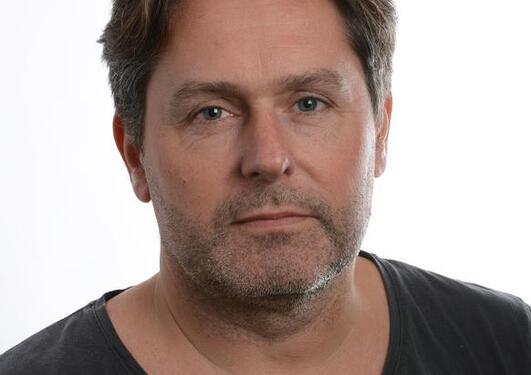 Portrett Asbjørn Leirvåg