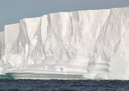 isbremmen Getz i Amundsenhavet i Vest-Antarktis