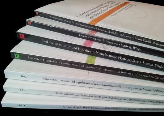 PhD-avhandlinger