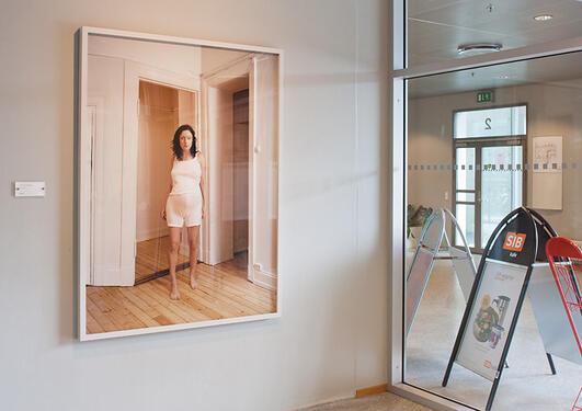 Vibeke Tandberg: Undo