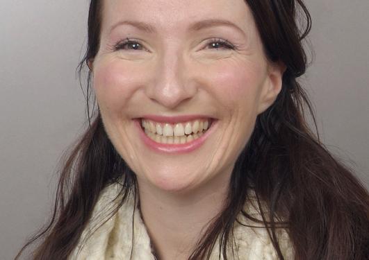 Portrett av Agnete Engelsen