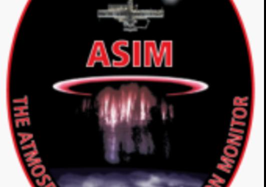Logoen til ASIM-eksperimentet