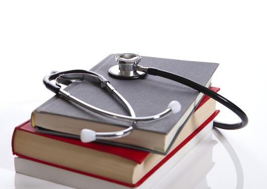 Bøker og helseutdanning