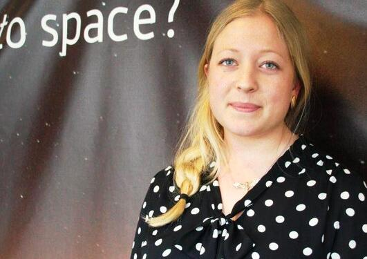 Beate Krøvel Humberset from the Birkeland Centre for Space Science.