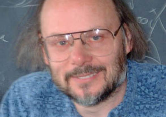 Bjarne Stroustrup, designer av programmeringsspråket C++