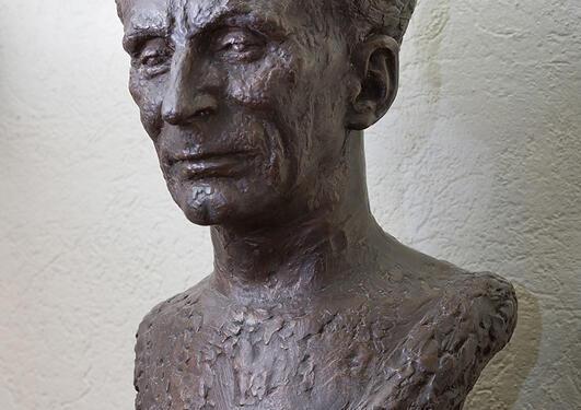 Stinius Fredriksen: Vilhelm Bjerknes.