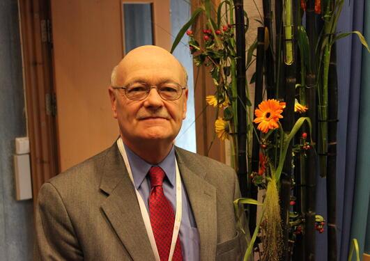 David Blandford, Professor I jordbruks- og miljøøkonomi, Pennsylvania State...