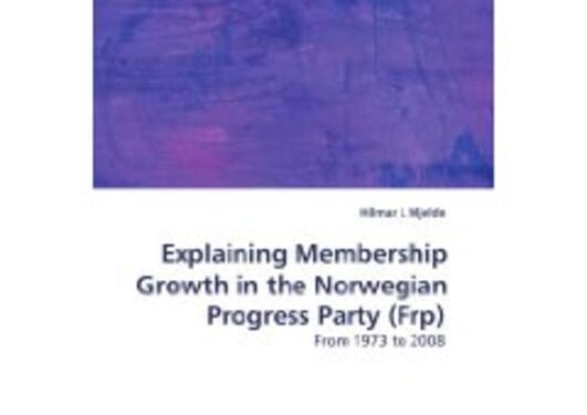 Progress party book