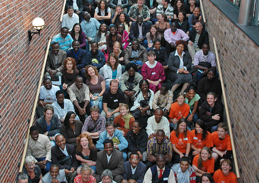 Deltakere på fjorårets Bergen summer research school.