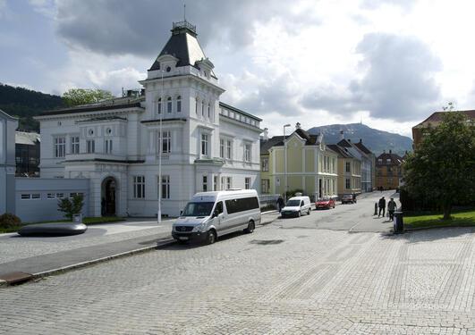 C. G. Sundts hus....