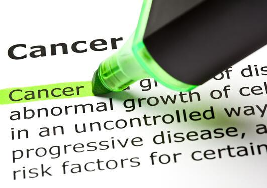 Illustration; cancer
