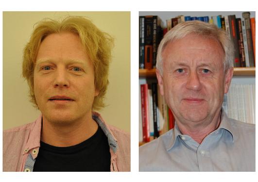 Cornelius Cappelen og Stein Kuhnle