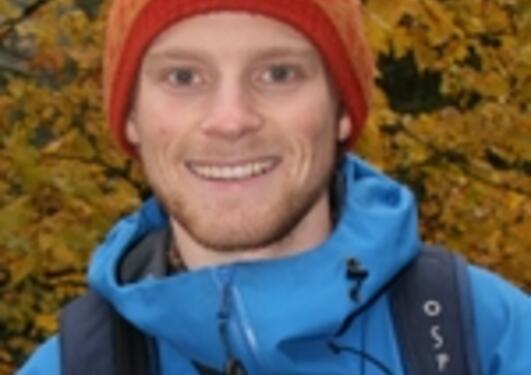 Master Student Christian Irgens