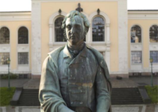 Konferansen skal oppkalles etter museumsfader og brobygger Wilhelm Frimann...