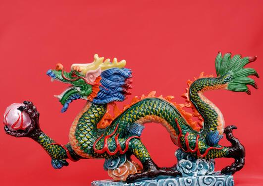 Kinesiske aktører er på banen i stort sett alle verdens land og den...
