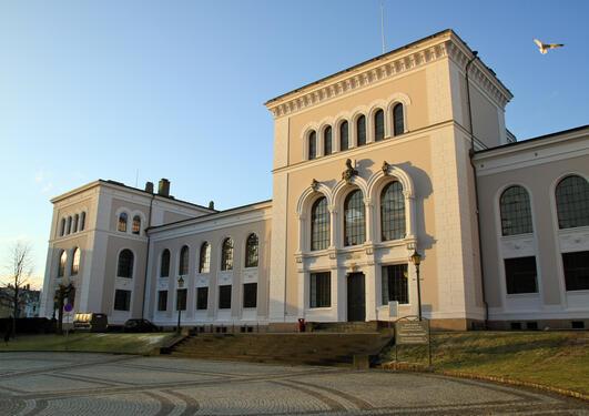 De naturhistoriske samlinger ved Bergen Museum er kåra til Bergens beste museum av Bergens Tidende sine lesarar.