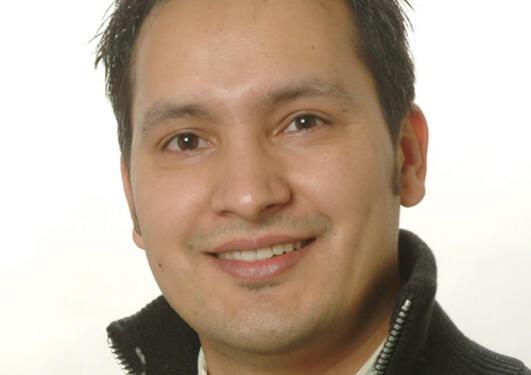 Portrait of Dipak Sapkota