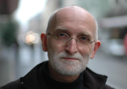 Ole Gunnar Evensen er fra 3. desember universitetsbibliotekets nye direktør.