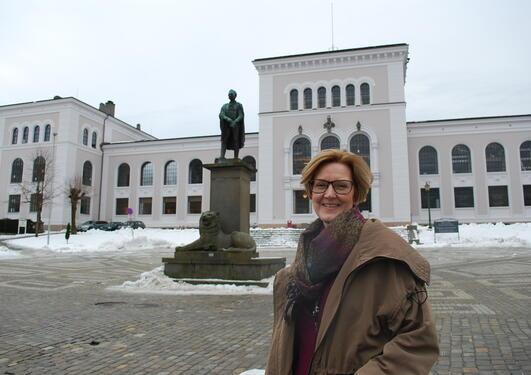 Anne Lise Fimreite ser frem til å diskutere fremtidens utfordringer og muligheter under Christiekonferansen 2012.