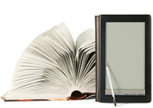 Populæriteten til e-bøker stiger i takt med forbedret teknologi. (Foto:...