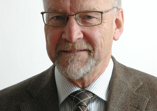 Professor og vismand Eirik S. Amundsen