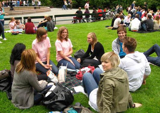 Fadderuken er svært populær blant studentene.