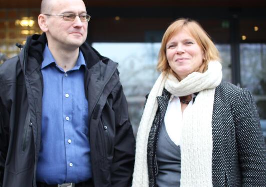 Rune Ervik og Tone Hellesund har deltatt på forskningsprosjektet FEMCIT, som...