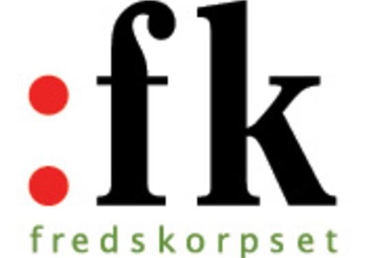 FK Fredskorpset Logo