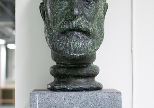 Stinius Fredriksen: Cato M. Guldberg, 1950.
