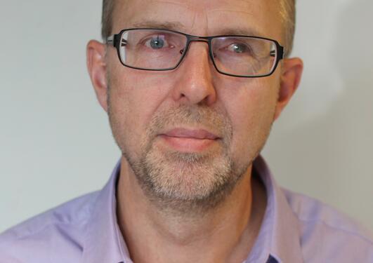 Jan Haavik, professor ved Institutt for biomedisin, UiB.