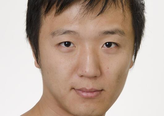 Portrait of Hengshuo Liu.