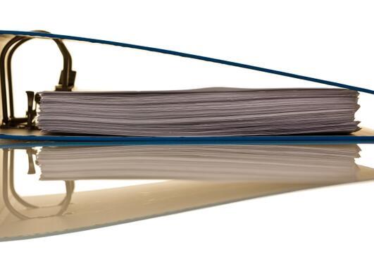 Bildet viser en perm
