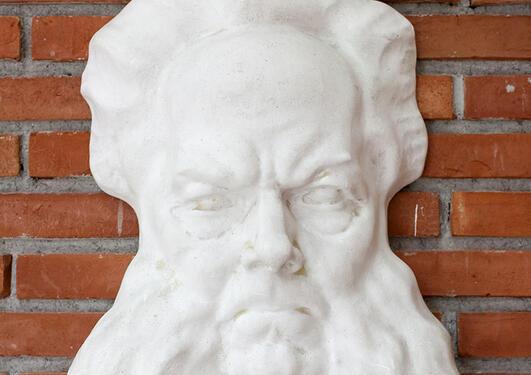 Sofus Madsen: Henrik Ibsen, 1928.