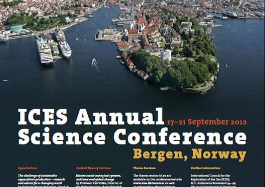 The ICES ASC in Bergen
