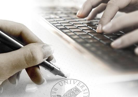 Illustrasjonsbilde for profil, web og designseksjonen, Kommunikasjonsavdelingen