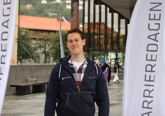 Den 6. september byr Stian Skålevik og Karrieredagen 2011 på muligheter for...