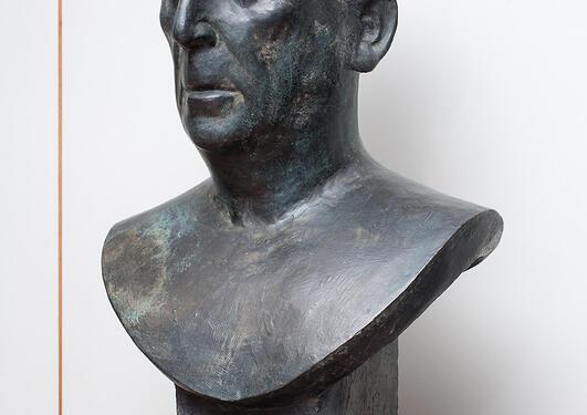 Arne Vinje Gunnerud: Robert Kloster, 1975.