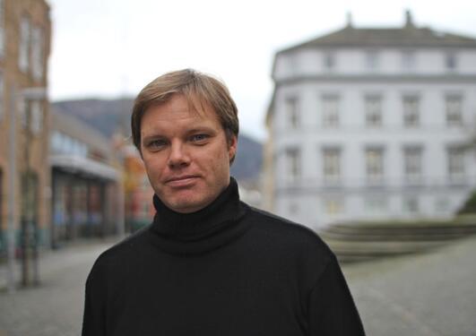 Asbjørn Grønstad.