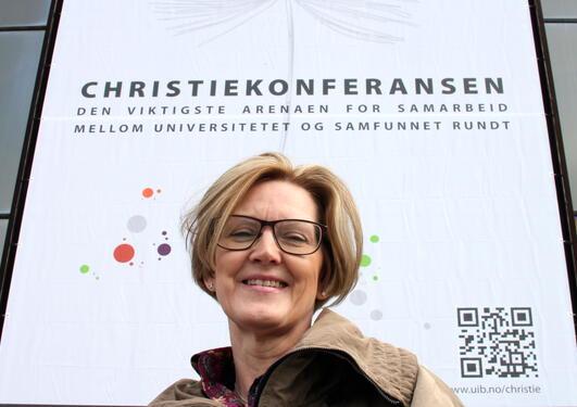 Onsdag i neste veke går Christiekonferansen av stabelen i Grieghallen, Leiar...