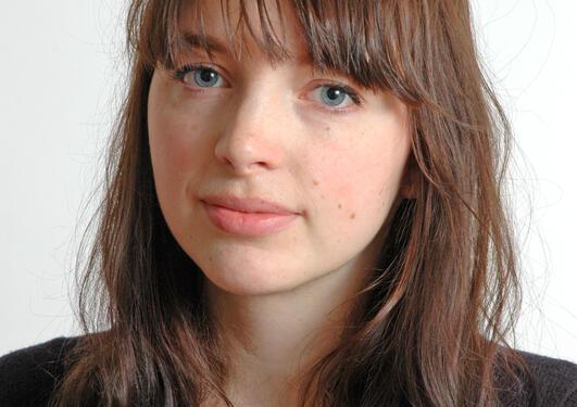 Ph.d.-kandidat Inger Sommerfelt Ervik
