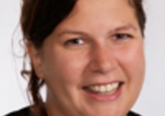Portrait og Ingrid Moen.