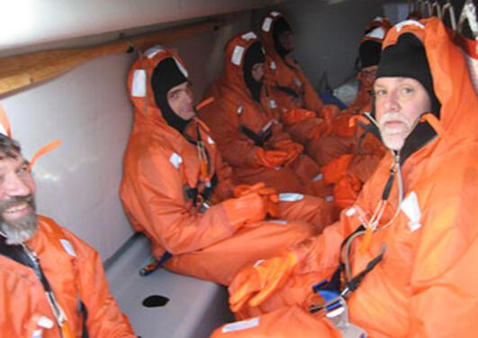 Survival suits