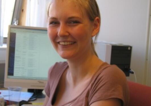 Stipendiat Katrine Vellesen Løken
