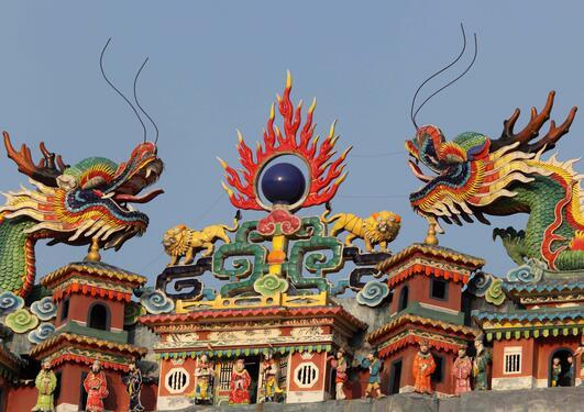 Kina blir stadig viktigere internasjonalt. Å kunne kinesisk vil gi...