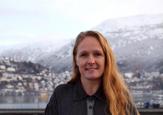 Inger Elisabeth Måren meiner NOMA-prosjektet gjer at studentar frå...