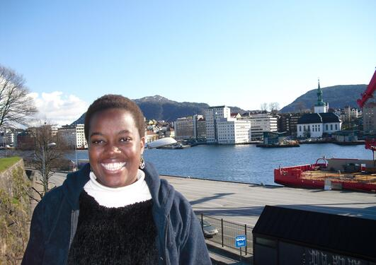 Master Student Mboni Elison