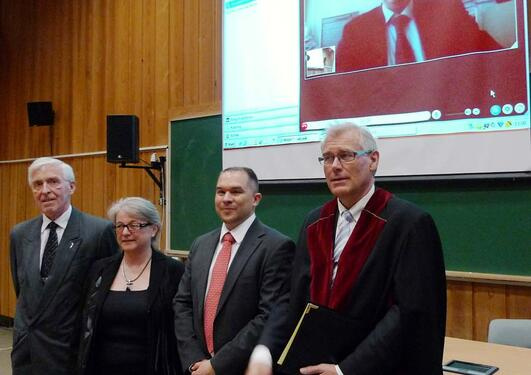 PhD disputation April 23 2010 Markus Nottrott